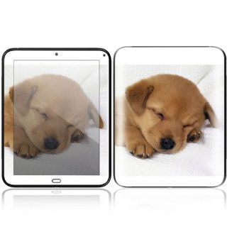 Animal Sleeping Puppy Design Decorative Skin Cover Decal