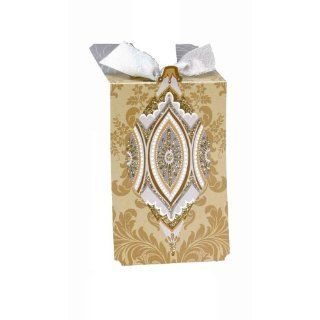 CR Gibson Dorothy Ornaments Embellished Bottle Gift Tags