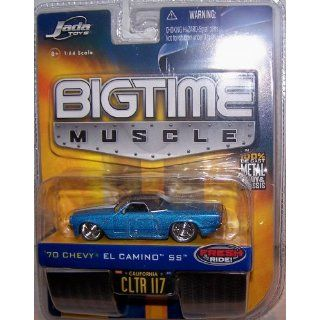 Jada Toys 1/64 Scale Diecast Big Time Muscle 2006 Wave 10