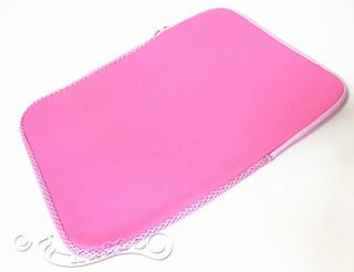 Hello Kitty 15 Macbook / Laptop sleeve case bag , Pink
