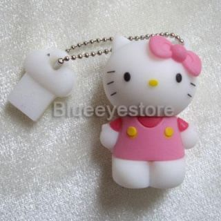2gb pink hello kitty usb flash memory pen drive stick