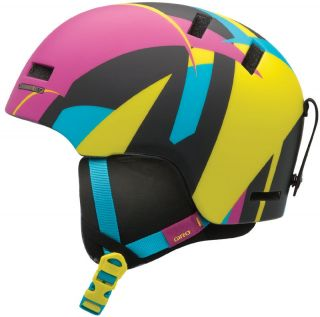 Giro Shiv 2 Matte Shards Ski Snowboard Helmet Snow Adult