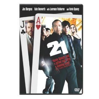 21 (Single Disc Edition): Jim Sturgess, Kate Bosworth