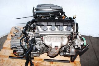 JDM Honda Civic D17A 1 7L SOHC vtec Engine D17A2 D17A1 D17A6 2001 2005