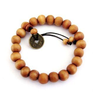 Tibetan Buddhist 10mm Wood Beads Japa Mala Meditation