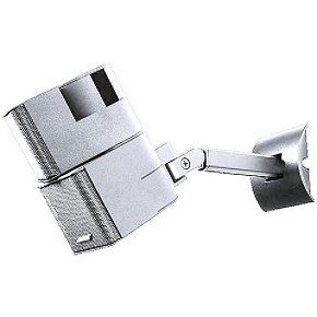 bose ub 20 speaker wall ceiling bracket mount silver. Black Bedroom Furniture Sets. Home Design Ideas
