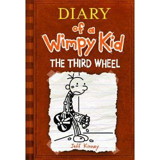 The Third Wheel (Diary of a Wimpy Kid, Book 7) Jeff Kinney