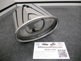 09 10 11 12 Genuine Honda Accord Exhaust Tip Chrome Finsher New