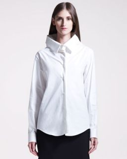 Maison Martin Margiela Exaggerated Poplin Shirt