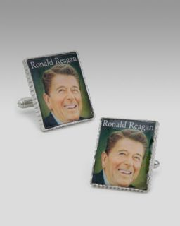 stamp cuff links $ 85 00 penny black 40 ronald reagan stamp cuff