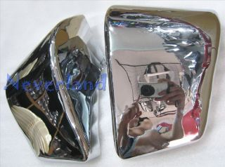 Honda Shadow Ace VT 750 Chrome Metal Battery Side Cover