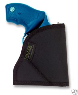 Pocket Holster for J Frame Revolver Ruger LCR New