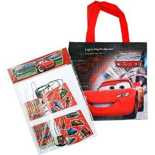 Disney Pixar Cars Coloring Sheets and Activity Kit with