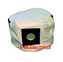 Henry Numatic Washable Cloth Vacuum Cleaner Zip Bag New