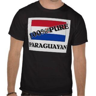 100 Percent PARAGUAYAN Shirts