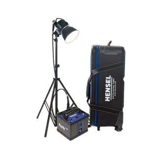 New Hensel Porty L 1200 Kit Complete Flash Kit Hensel Performing Light