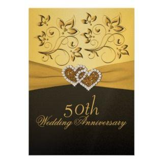 50.o Corazones unidos aniversario que casan la inv de