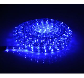 50Ft LED Rope Light Home & Garden Lighting Christmas 110v 2 Wire