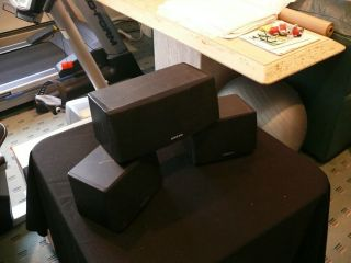 Home Theater Speakers L R Center by Onkyo Quality Low Pricing