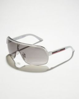 M04QF Carrera Plastic Navigator Shield Sunglasses