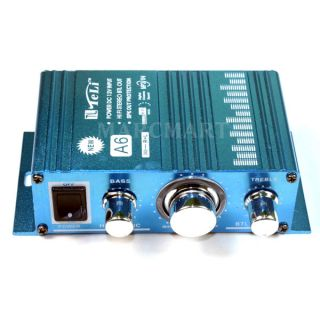 Home Hi Fi Audio Stereo Car Digital Power Amplifier Amp