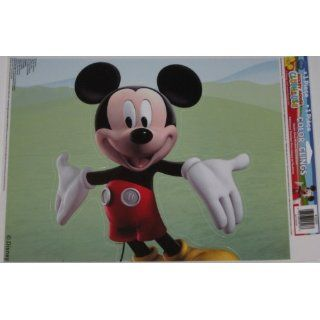 Disney Mickey Mouse Clubhouse Vinyl Window Cling Home