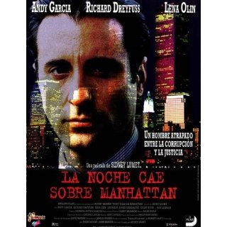 Night Falls on Manhattan Movie Poster (27 x 40 Inches