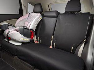 2012 Genuine Honda CRV 2nd Row Seat Covers CR V Rear Cover Protection