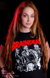Dead Alive Shirt Braindead Horror Movie Zombie Cult Funny Walking