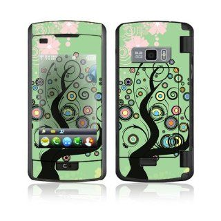 Girly Tree Decorative Skin Cover Decal Sticker for LG enV