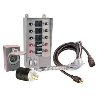 Reliance Controls 31410CRK Pro/Tran 10 Circuit 30 Amp