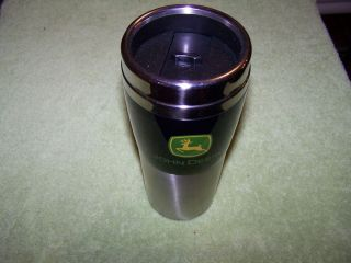 John Deere Hot or Cold Cup with Lid