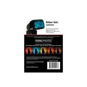 Honlphoto Honl FILTER4 Autumn Filter Kit Flash Accessory Brand New