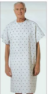 120 Hospital Patient Gown Medical Exam Gowns Economy