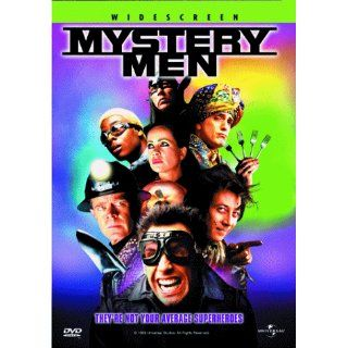 Mystery Men: Ben Stiller, William H. Macy, Hank Azaria