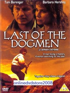 Dogmen Tom Berenger Barbara Hershey Movie DVD Brand New SEALED