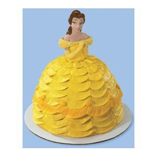 Disney Princess  Belle Petite Doll Cake Topper: Toys