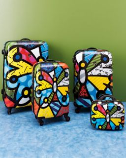 heys britto butterfly luggage $ 200 200