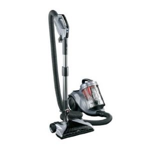 Hoover Platinum Cyclonic Canister Vacuum with Power Nozzle, Bagless