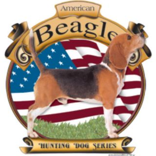 Tshirt Heather Gray Long Sleeve t Shirt Dog Bench Beagle Rabbit