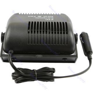 Vehicle Ceramic Heater Heating Cooling Fan Defroster Demister