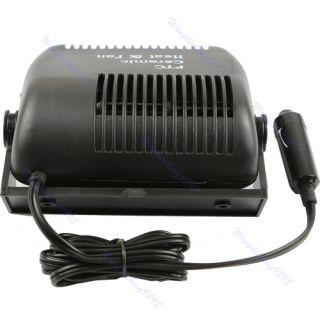 Vehicle Ceramic Heater Heating Cooling Fan Defroster Demister