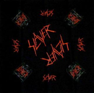 Slayer Black Eagle Official Bandana Heavy Metal New