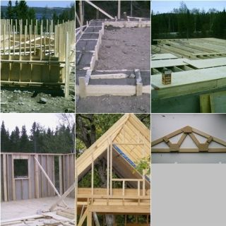 Plans How to Build Shed Garage House Cabin CD Woodworking PDF