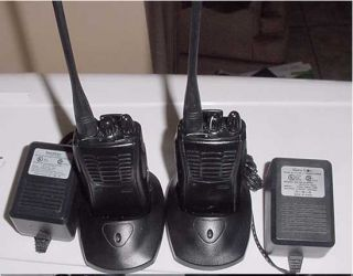 UHF 4W 16CH 450 470Mhz High Power Long Range Business Radio