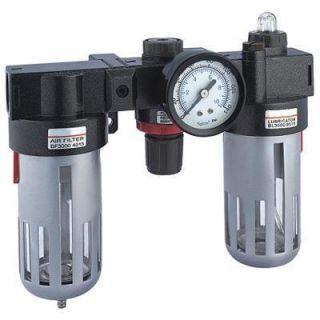 Air Control Filter Compressor Pressure Regulator Water Moisture Trap