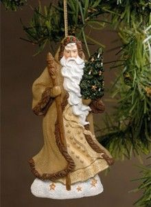Pipka Ornament 11481 Bavarian Father Christmas