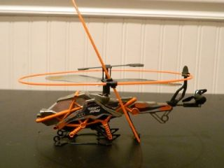 air hogs heli cage r c helicopter