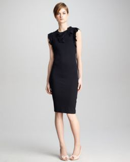 available in black $ 450 00 red valentino bow detail jersey dress