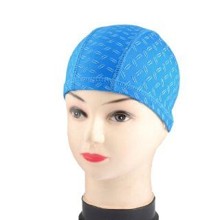 Como Women Men Elastic Cloth Head Band Strip Pattern Swim